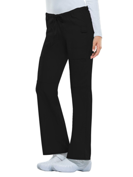 Picture of Dickies EDS Signature Women's Low Rise Drawstring Cargo Pant