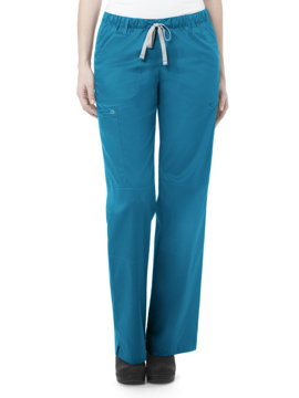 Picture of WonderWink WonderWORK Women's Straight Leg Cargo Pant