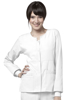 Picture of WonderWink Four-Stretch Women's Sporty Warm-Up Jacket