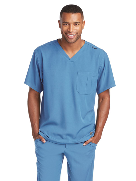 910455b9d69 Scrub Authority - Skechers by Barco Men's Structure Top