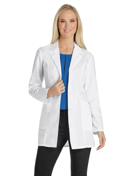 Picture of Cherokee Professional Whites Women's Princess Seam Lab Coat