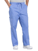 Picture of Cherokee Workwear Professionals Men's Tapered Leg Drawstring Pant