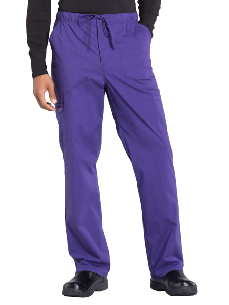 cfd43502de0 Picture of Cherokee Workwear Professionals Men's Tapered Leg Drawstring Pant