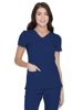 Picture of HeartSoul Break On Through Classic Collection Women's Shaped V-Neck Top