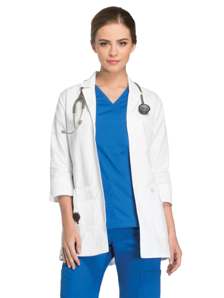Picture of Dickies Women's Contemporary Fit Lab Coat