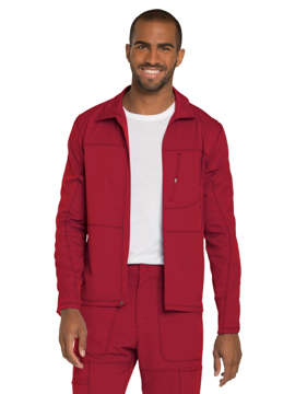 Picture of Dickies Dynamix Men's Zip Front Warm-Up Jacket