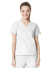Picture of WonderWink Origins Women's Charlie Y-Neck Mock Wrap Top