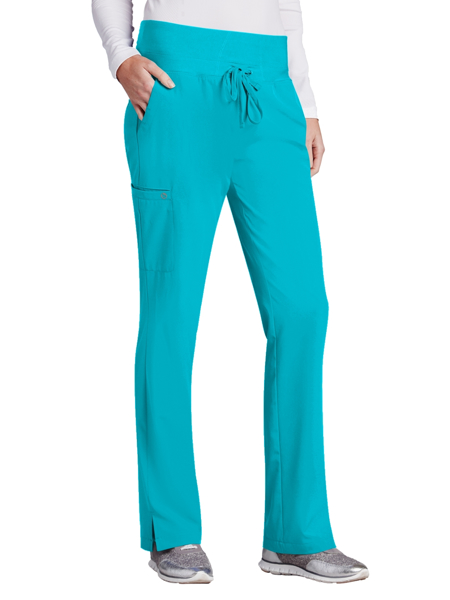 fc66baf1500 Scrub Authority - Barco One Women's Mid-Rise Pant