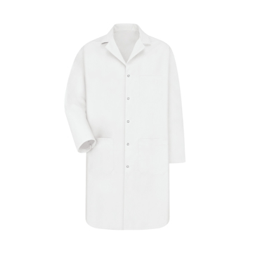 Picture of Red Kap Men's Snap Front Lab Coat