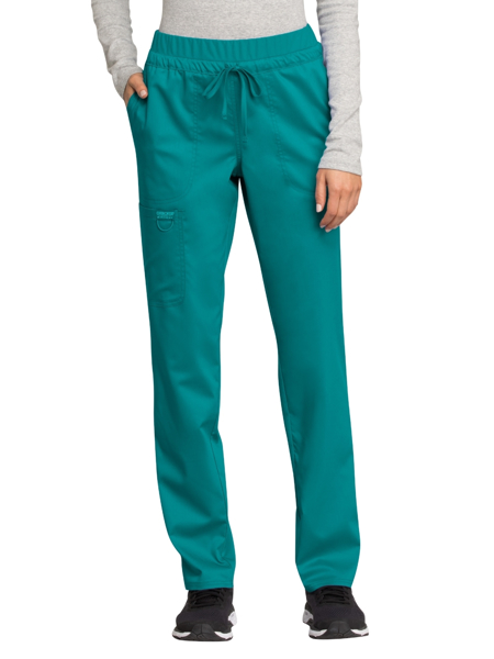 9c52b4333f6 Picture of Cherokee Workwear Revolution Mid Rise Drawstring Cargo Pant