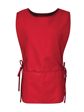 Picture of Red Kap Unisex Cobbler Apron (Red)
