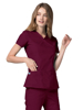 Picture of Adar Universal Women's Double Stitched Mock Wrap Top