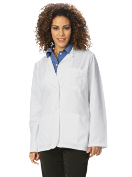 "Picture of Fashion Seal Women's 28"" Consultation Lab Jacket"