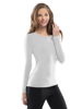 Picture of Cherokee Workwear Originals Women's Long Sleeve Knit Tee