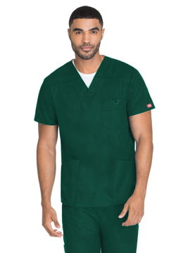 Picture of Dickies EDS Signature Men's V-Neck Top