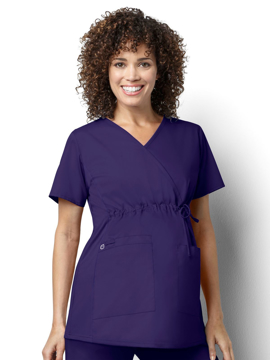 Picture of WonderWink WonderWORK Women's Maternity Top