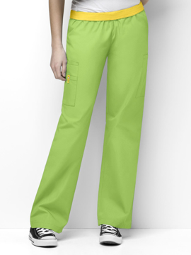 Picture of WonderWink Origins Women's Quebec Elastic Waist Pant