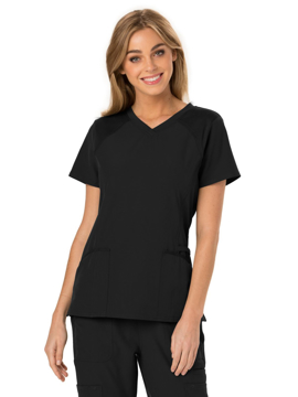Picture of HeartSoul Break On Through Break Free Women's V-Neck Top
