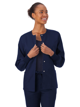 Picture of White Swan Fundamentals Women's Warm-Up Jacket