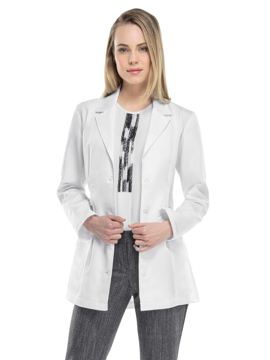 Picture of Cherokee Professional Whites Women's Twill Lab Coat