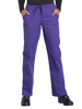 Picture of Cherokee Workwear Professionals Women's Mid Rise Drawstring Pant