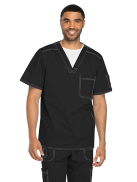 Picture of Dickies Gen Flex Men's Youtility V-Neck Top