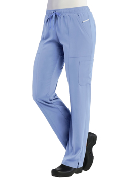 Picture of Maevn Pure Soft Women's Relaxed-Fit Elastic Drawstring Cargo Pant
