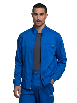 Picture of Cherokee Workwear Revolution Zip Front Jacket