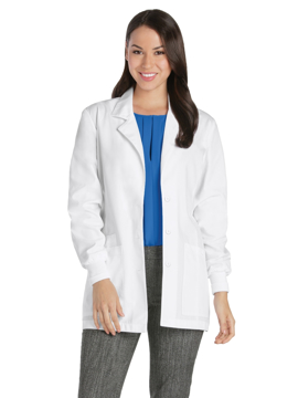 "Picture of Cherokee Professional Whites 30"" Women's Labcoat"