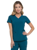 Picture of Dickies EDS Essentials Mock Wrap Top