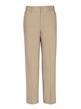 Picture of Real School Uniforms Boys Flat Front Pant