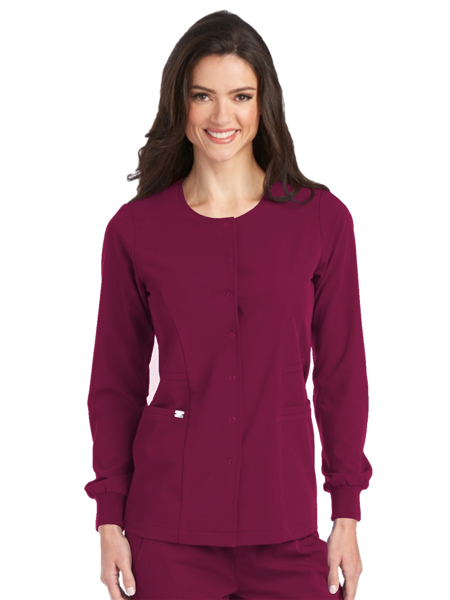 Picture of Barco Grey's Anatomy™ Signature Women's Warm-Up Jacket