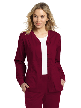 Picture of White Cross Allure Button-Front Jacket
