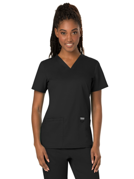 Picture of Cherokee Workwear Revolution Women's V-Neck Top