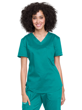 Picture of Cherokee Workwear Revolution Women's V-Neck O.R. Top