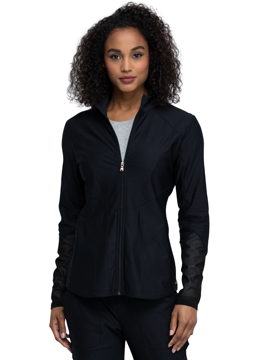 Picture of Cherokee Form Women's Zip Front Jacket