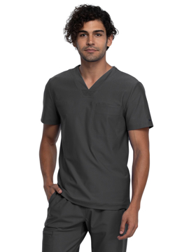 Picture of Cherokee Form Men's V-Neck Top