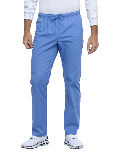 Picture of Cherokee Workwear Professionals Unisex Straight Leg Drawstring Pant