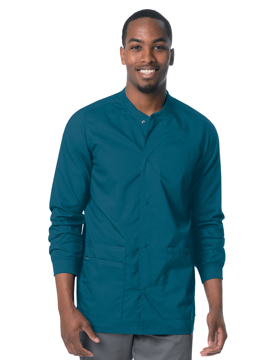 Picture of Landau Proflex Men's Snap Front Warm-Up