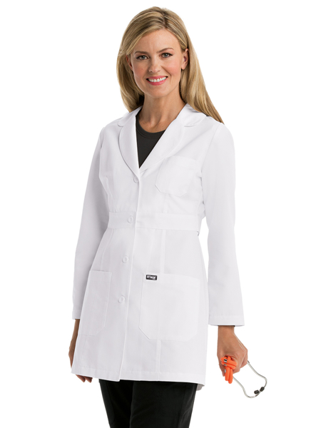 "Picture of Barco Grey's Anatomy™ Classic Women's 34"" Lab Coat"