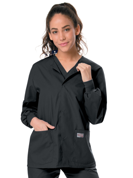 Picture of Landau Unisex Warmup Jacket with Knit Cuffs