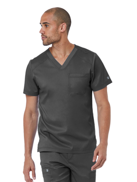 Picture of Maevn Matrix Men's Basic V-Neck Top