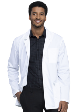 "Picture of Cherokee Workwear Revolution Tech Men's 32"" Consultation Lab Coat"