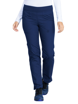 Picture of Dickes EDS Signature Women's Mid Rise Tapered Leg Pull-on Pant