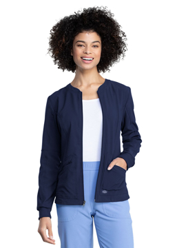 Picture of Dickies Retro Women's Warm-Up Jacket