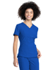 Picture of Dickies Retro Women's V-Neck Top