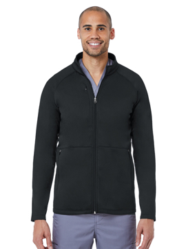 Picture of Maevn Blaze Men's Bonded Fleece Warm Up Jacket