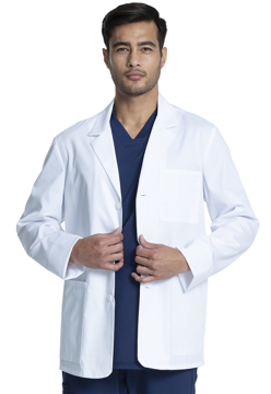 "Picture of Cherokee Project Lab 30"" Men's Consultation Coat"