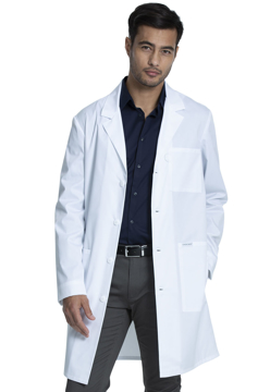 "Picture of Cherokee Project Lab 38"" Unisex Lab Coat"