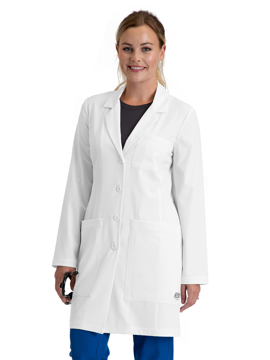 Picture of Skechers by Barco Women's Princess Seams Lab Coat